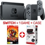Nintendo Switch Bundle $434.55 Delivered @ EB Games eBay Store