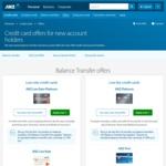 (Existing Customers) ANZ - Credit Card 0% 18 Months Balance Transfer with No FEES