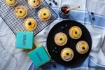 Free Hokkaido Baked Cheese Tart (Blueberry), 5-6PM, Friday 13/10, 1st 100 People QV (VIC Only)