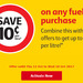 10C off Per Litre on Every Fuel Purchase at Shell Coles Express with Flybuys