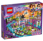 LEGO 41130 Friends Amusement Park Roller Coaster $80 (C&C or + $9.95 Delivery) @ Myer