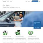 Uber $5 off Next 3 Rides