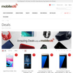 10% off 100+ Items @ Mobileciti: LG G6 $539   Nokia 8 $699   Gear 360 $152   Gear VR 2016 $54 + More
