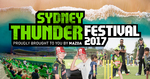 MAZDA Beach Tickets with Sydney Thunder - For NSW/ACT only
