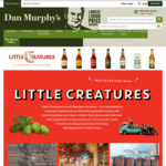 Dan Murphy's / Liquorland: Little Creatures IPA Case $59.95 (Usually $85). Other LC Beers Too but They Are Usually on Sale