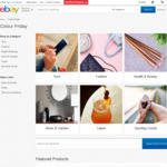 eBay 10% off Sitewide (Minimum Spend $75)