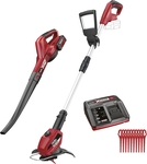 Ozito Power X Change 18V Cordless Blower and Trimmer Kit with 3ah Battery & Charger $79 @ Bunnings