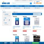 50% off Eneloop Batteries & Chargers - from $5, SanDisk Cruzer 64GB USB $19, Logitech K400 Plus Wireless Keyboard $29 @ Bing Lee