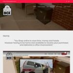 My Parcel Box Vault Unit $120 off - Now $150 Delivered