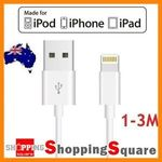 Mfi Certified 8pin Charging Data Sync Cable 1-3M for iPhone (3x1M = $11.96)  (2x1M=$8.76) (1x1M=$5.56) @ Shopping Squre eBay