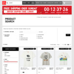 Multiple Styles LEGO 100% Cotton T-Shirt Sale Fr $7.90 (Was $19.90) Posted via Code @ Uniqlo