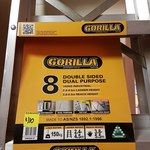 [NSW] Gorilla Ladder 2.4-4.5m 150kg Aluminium Dual Purpose Double Sided Ladder, $110 Bunnings Artarmon, Store Clearance