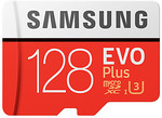 Samsung EVO Plus MicroSD: 128GB  for US $39 (~AU $52.32), 64GB for US $20 (~AU $26.83) + Delivery + Free Card Reader @ LITB