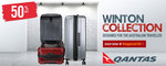 53% off Qantas Winton 3 Piece Set and Scale with Coupon Code ($467 Shipped) @ Bagworld.com.au