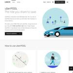 [NSW] Free uberPOOL Rides (Mon 07/05 - Fri 11/05, 4pm-8pm)