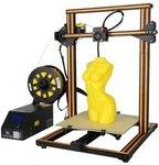 Creality 3D CR-10S DIY 3D Printer Kit 300x300x400mm - US $349.99 / AU $481.30 (34% off) @ Banggood