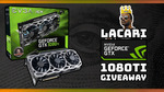 Win an EVGA GeForce GTX 1080 Ti FTW3 Graphics Card worth $1,399 from Lacari