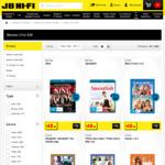2 for $20 DVD & Blu-Ray Movies @ JB Hi-Fi