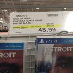 [PS4] God of War $48.99 @ Costco (Membership Required)