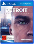 Detroit: Become Human PS4 $25.48 + Shipping ($7.08 to Sydney) at PB Tech