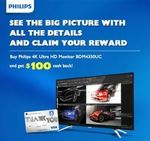 Philips BDM4350UC 43 Inch Computer Monitor - $703.20 with Free Shipping @ eBay Futu Online