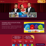 Book in Four Sydney Attractions for $70 (30 Days) and Claim FREE Puffer Fish Friend @ Madame Tussauds