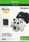 Energizer Xbox One Dual Charger $29.97 (Free Pickup or + Delivery) @ EB Games