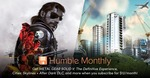 [PC] Humble Monthly: Metal Gear Solid V Def Ed, Cities Skylines + More US $12 (~AU $16.67) @ Humble Bundle
