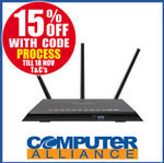 NetGear R7000 Nighthawk $186.15 + $15 Delivery (Free with eBay Plus) @ Computer Alliance eBay