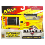 Nerf N-Strike Maverick $12.84 with Free Delivery, Big W Online