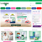 Free Shipping Sitewide (No Minimum Spend) @ Superpharmacy