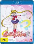 [Blu-Ray] Sailor Moon R $46.75, Sailor Moon S $42.50 + Delivery (Free with Prime/ $49 Spend) @ Amazon AU