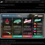 [XB1, PC] Forza Horizon 4 free Mitsubishi Car Pack @ Microsoft