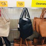 [QLD] Womens Handbags $15 (Was $30), Womens Shoes $15 Each @ Target, Brisbane City