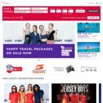 $50 Holidays Voucher (Minimum Spend $550) @ Virgin Australia