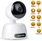 1080P Home Security Camera (Wi-Fi) for Baby/Pet/Elders for $44.99 (Was $60) with Free Delivery @ JOOAN CCTV via Amazon AU