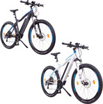 NCM Moscow Plus Electric Mountain Bike [Black/White] 48V 16Ah - $1599 + Free Delivery (Save $300) @ Leon Cycle