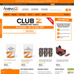 20% off Everything at Amino Z