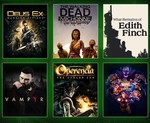 (XB1) Xbox Game Pass - Six New Games @ Microsoft