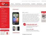 Virgin Post-Paid HTC Incredible S 50% Off For The First 5 Months!