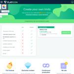 FlatIcon - 7 Days Premium €1 (~AU $1.58)