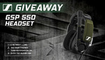 Win a Sennheiser GSP 550 Gaming Headset Worth $399.95 from Beat eSports