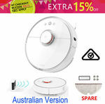 Xiaomi Mi Roborock S50 Robot Vacuum Cleaner 2nd Generation Au Version Combo Pack $509.15 delivered @ Gearbite