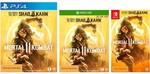 [PS4, XB1, Switch] Mortal Kombat 11 $48 @ Harvey Norman