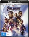 Avengers: Endgame (4K Ultra HD + Blu-Ray) $34.98 + Delivery ($0 with Prime/ $39 Spend) @ Amazon AU