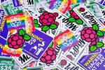 Free - Raspberry Pi Sticker Pack