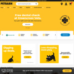 20% off Sitewide @ Petbarn