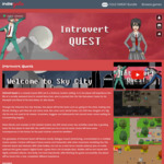 [PC] FREE - DRM-free Download - Introvert Quest - Indiegala