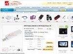 JWD Portable 2.4GHz 802.11n WiFi Wireless Router / AP $25.90+Free shipping