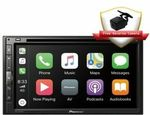 Pioneer AVH-Z5250BT Carplay/Android Auto Headunit + Reverse Camera $412.06 Delivered @ Ryda eBay